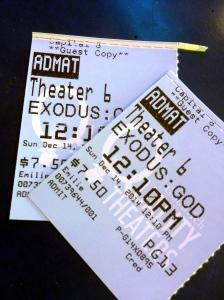 Exodus tix